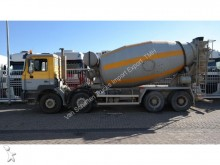 camion MAN 32.364 8X4 MIXER MANUAL GEARBOX 375000KM