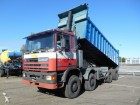 camion Ginaf G4446 DAF Kipper/Dumper 8x8 Top Condition