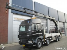 camión DAF 85 FAQ CF 380 8x2 Palfinger 42 ton/meter Kran