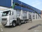 camión Volvo FH 12.500 Euro 5 8x4 Palfinger 85 ton/meter Kran