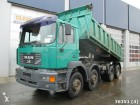 camion MAN 35.414 8x4 Euro 2 Steel Manual