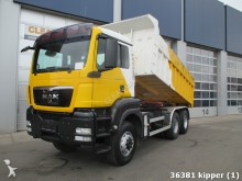 camión MAN TGS 33.440 BB 6x6 Manual Steel