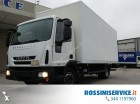 camion furgone plywood / polyfond Iveco usato