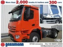 camion Mercedes Arocs / 1830K 4x2 / 4x2 Sitzhzg./Klima/Tempomat