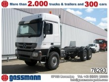 camión Mercedes Actros 3341A 6x6 Chassis Single Tire , 8 x on