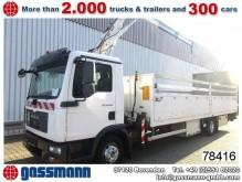 camion MAN TGL 12.180BL 4x2 Pritsche mit Kran Atlas Terex