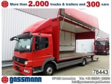 camion Mercedes Atego / 1224L/NR 4x2 / 4x2 Autom./Standheizung