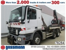 camion multibenne Mercedes occasion