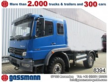 camión Mercedes Atego 1018A4x4 Chassis Standheizung/Klima/NSW