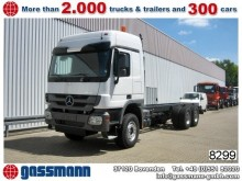 camion Mercedes Actros 3341 6x4, 2 x RIGHT HAND DRIVE! Autom.
