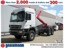 camion Mercedes Actros 3341A 6x6 Single Tire , 7 x on Stock