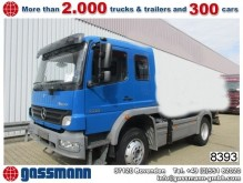 camión Mercedes Atego 1318A4x4 Chassis Standheizung/Klima/NSW