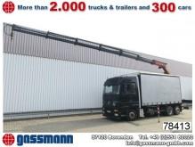 camion Mercedes Actros 2543LL 6x2 mit Kran Palfinger PK27000E,