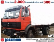 camion Mercedes SK 1824AK 4x4 Fahrgestell