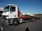 camion porte engins Mercedes occasion