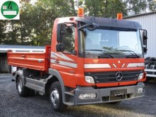 camion tri-benne Mercedes occasion