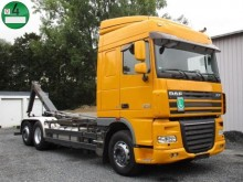 camión DAF XF105.460 EEV MEILLER 20/70 - WARTUNGSVERTRAG