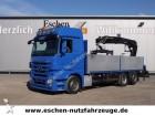 camión Mercedes 2644 6x2, Hiab 166 E-3 Hipro Kran, Leder, TV !