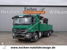 camion Mercedes 2641 L 6x2, TEREX TLC 165.2 E Kran, nachl. Lift