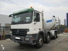 camion Mercedes Actros 3241 MIXER 9M³ STETTER