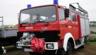 camion Iveco Magirus 90.16 Straż