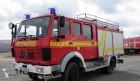 camion pompieri Mercedes usato