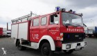 camion pompiers Iveco occasion