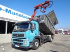 camion benne Volvo occasion