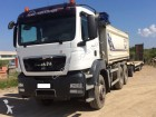 camion MAN TGS 33.440 TIPPER 18 MC