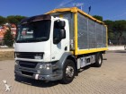 camion halfpipe tipper DAF usato
