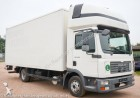 camion fourgon MAN occasion