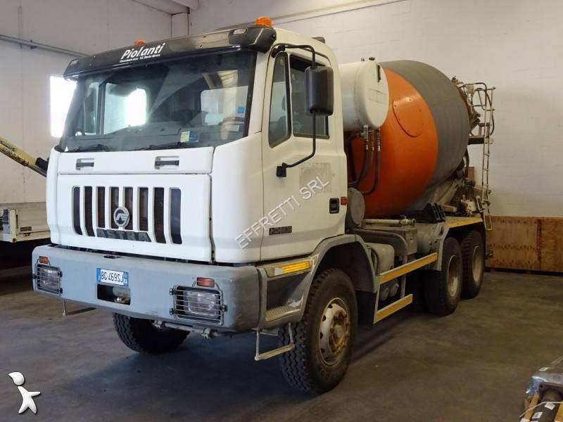 Camion astra calcestruzzo rotore mescolatore hd7 for Effretti usato