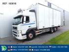 camion Volvo FM440 6X2 BOX SIDE DOORS GLOBETROTTER EURO 5