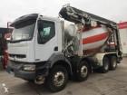 camion Renault Kerax 420DCI 8X4 LIEBHERR 8M3 TRANSPORT BELT 11M