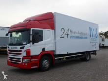 camión Scania P280 GARNMENT BDF + BOX S