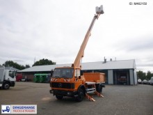 camion Mercedes SK 1417 4X2 manlift 16 m