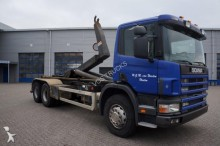 camión Scania 124-360 6x2 manual 1997