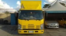 camion furgone trasloco Isuzu usato