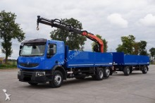 camion Renault PREMIUM / 410.26 / / SKRZYNIOWY + HDS