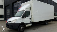 camion Iveco Daily 65C18 Koffer 6100mm (Euro4)