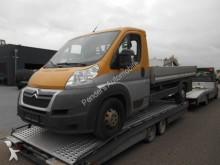 camion plateau ridelles Citroën