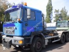 camion benne Enrochement MAN occasion
