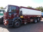 Iveco 3-Achs Tankwagen IVECO 430 AI UB 21,1 m³ 7261