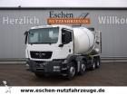 camión MAN TGS 32.360 8x4, 9 m³ Stetter
