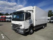 camion plateau brasseur Mercedes occasion