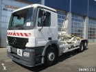 camion Mercedes Actros 2541 6x2 Silo transport