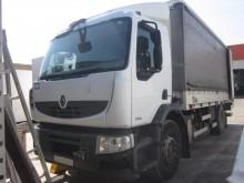 camion piattaforma Renault usato
