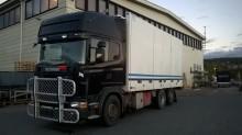 camion frigo monotemperatura Scania usato