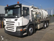Scania P380 10m³ + 2000L(water-eau)