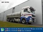 camion cisterna trasporto alimenti MAN usato